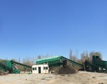 北京高安屯存量垃圾治理工程