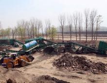 北京榆林分选线
