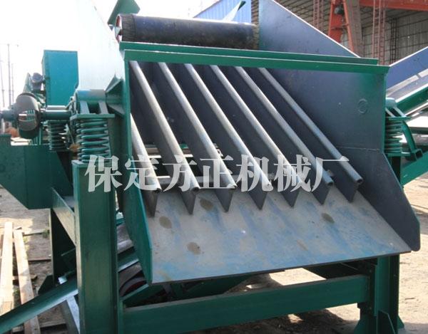 物料分离机(用于矿化垃圾处理)