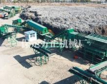 北京昌平七间房垃圾处理项目