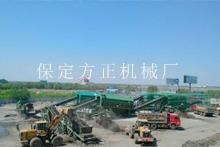 黑龙江佳木斯陈腐垃圾处理工程